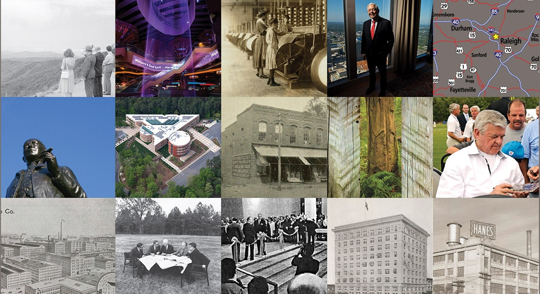 Four centuries in the making - Business North Carolina