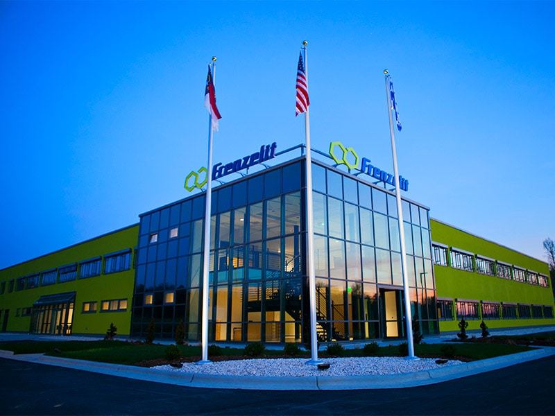 MANUFACTURING PROJECT: Frenzelit North America Inc., Lexington