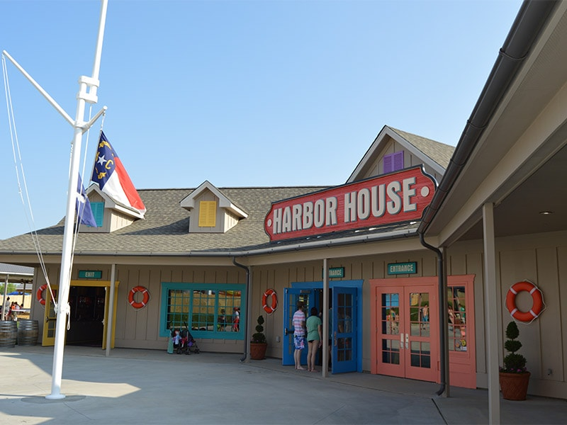 ENTERTAINMENT/SPORTS PROJECT: Carolina Harbor, Carowinds, Charlotte