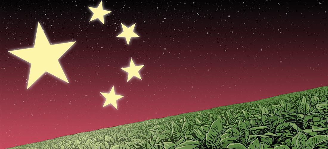 China's N C  love affair - Business North Carolina