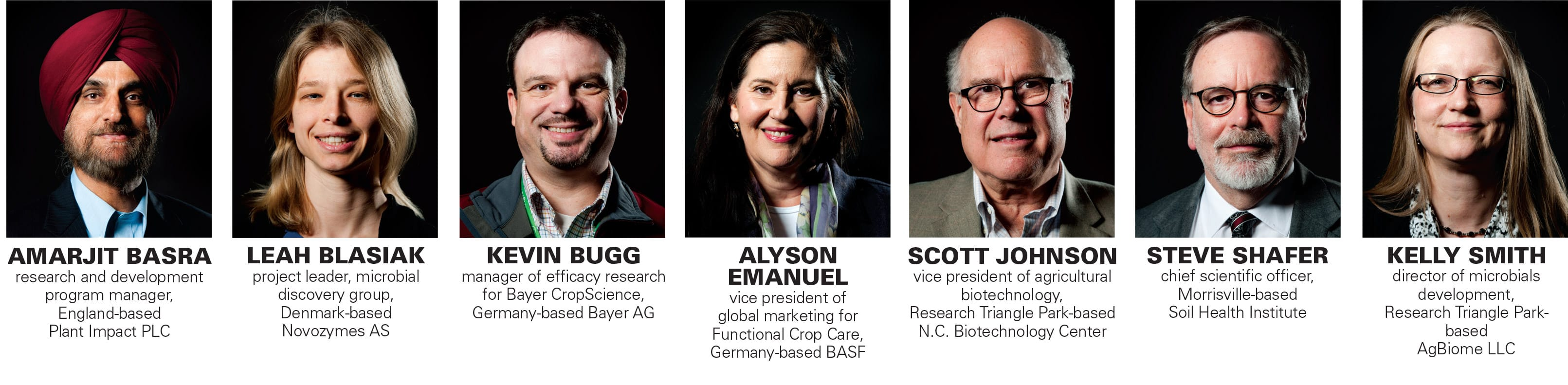 Life Sciences round table