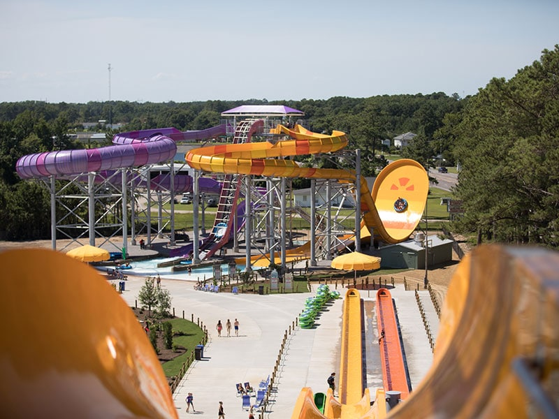 HONORABLE MENTION: H2OBX Waterpark