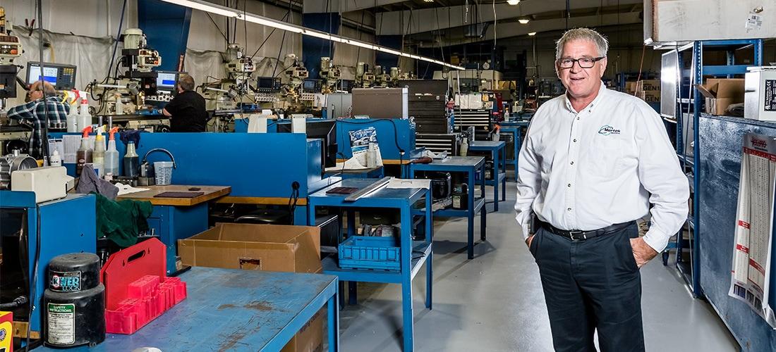 Sanford's Mertek named state's top small business - Business