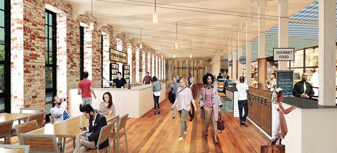 Food Halls Popping Up In Charlotte And Raleigh Business North Carolina
