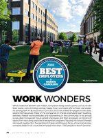 2018 Best Employers in N.C.