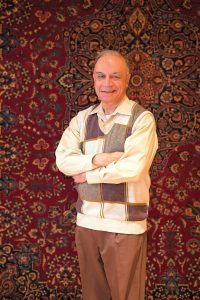 Famed High Point Rug Dealer Zaki Donates His Fortune To