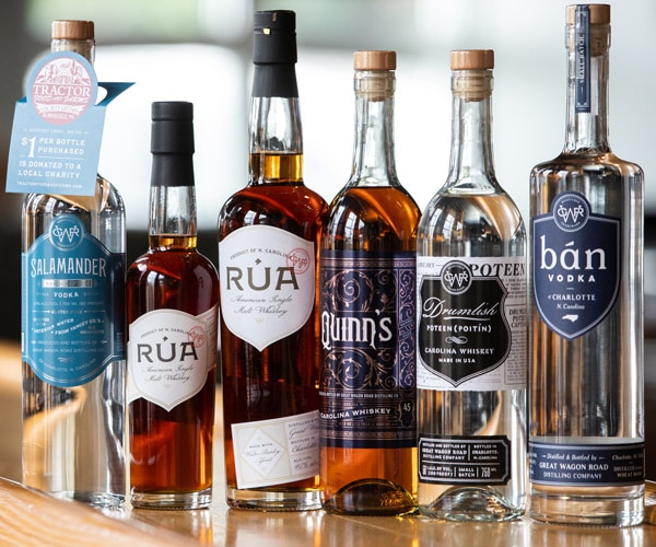 Charlotte Distiller Tempts Taste Buds With Prize-winning
