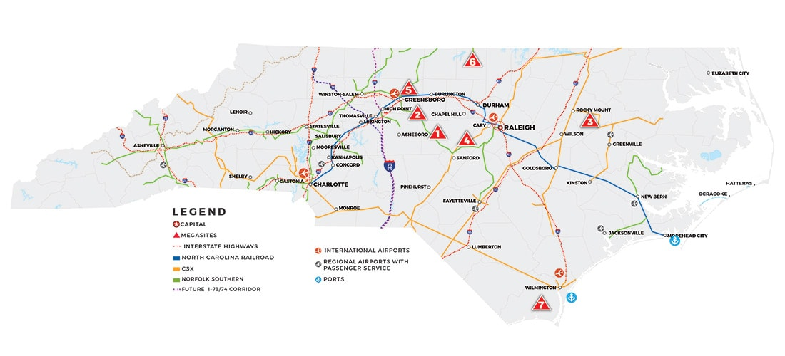 Megasites can have mega impact - Business North Carolina on map of columbus ga, map of ogden nc, map of saxapahaw nc, map of griffin nc, map of greenville nc, map of ferguson nc, map of charlotte nc, map of moyock nc, map of north carolina, map of hog island nc, map of raleigh nc, map of biltmore forest nc, map of clarksville nc, map of charlottesville nc, map of salemburg nc, map of bunnlevel nc, map of memphis tn, map of asheville nc, map of atlanta, map of orange co nc,