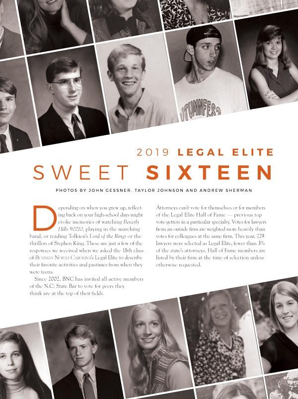 Legal Elite 2019