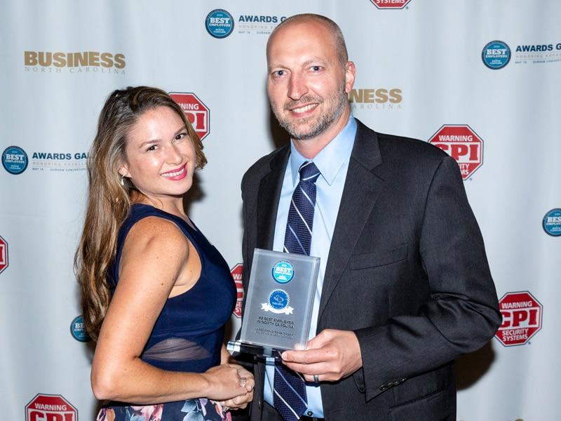 Best Employers In North Carolina Awards Gala Business North Carolina