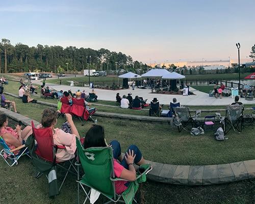 Jacksonville Commons Amphitheatre