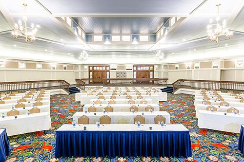Pinehurst Resort Cardinal Ballroom