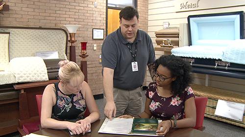 Fayetteville Tech CC Mortuary degree classes