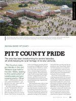 Regional Focus: PItt County 2019