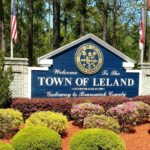 Town Square: Leland's identity is shaped by new amenities and residents