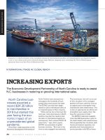International Trade: NC Global Reach 2020