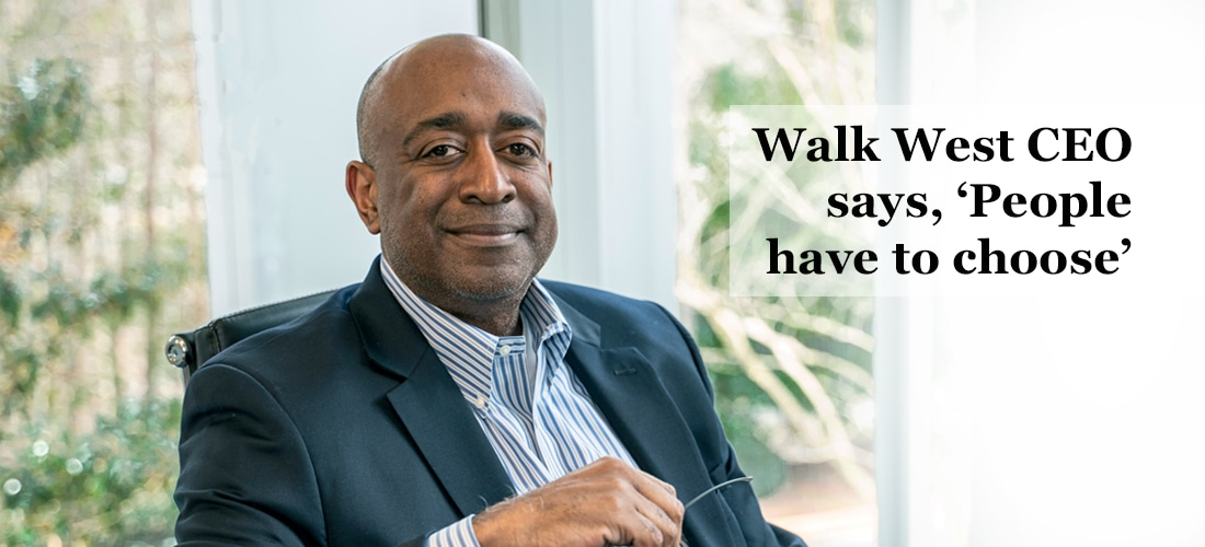 Walk West CEO
