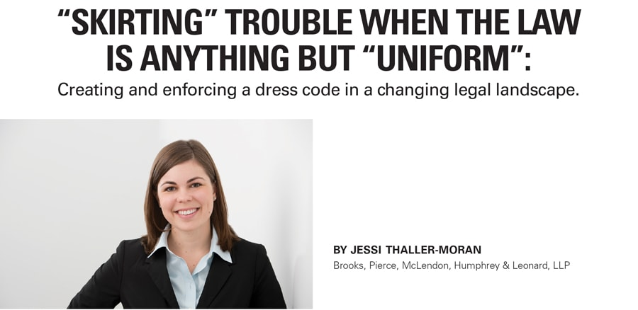 Skirting Trouble When The Law is Anything But Uniform