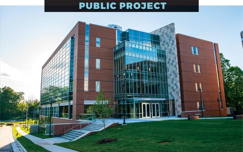 WSSU Sciences Building