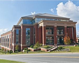 UNC Charlotte Recreation Center