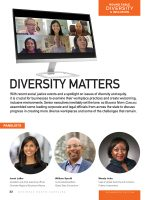 Diversity and Inclusion Round Table 2020