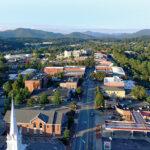Town Square: Waynesville