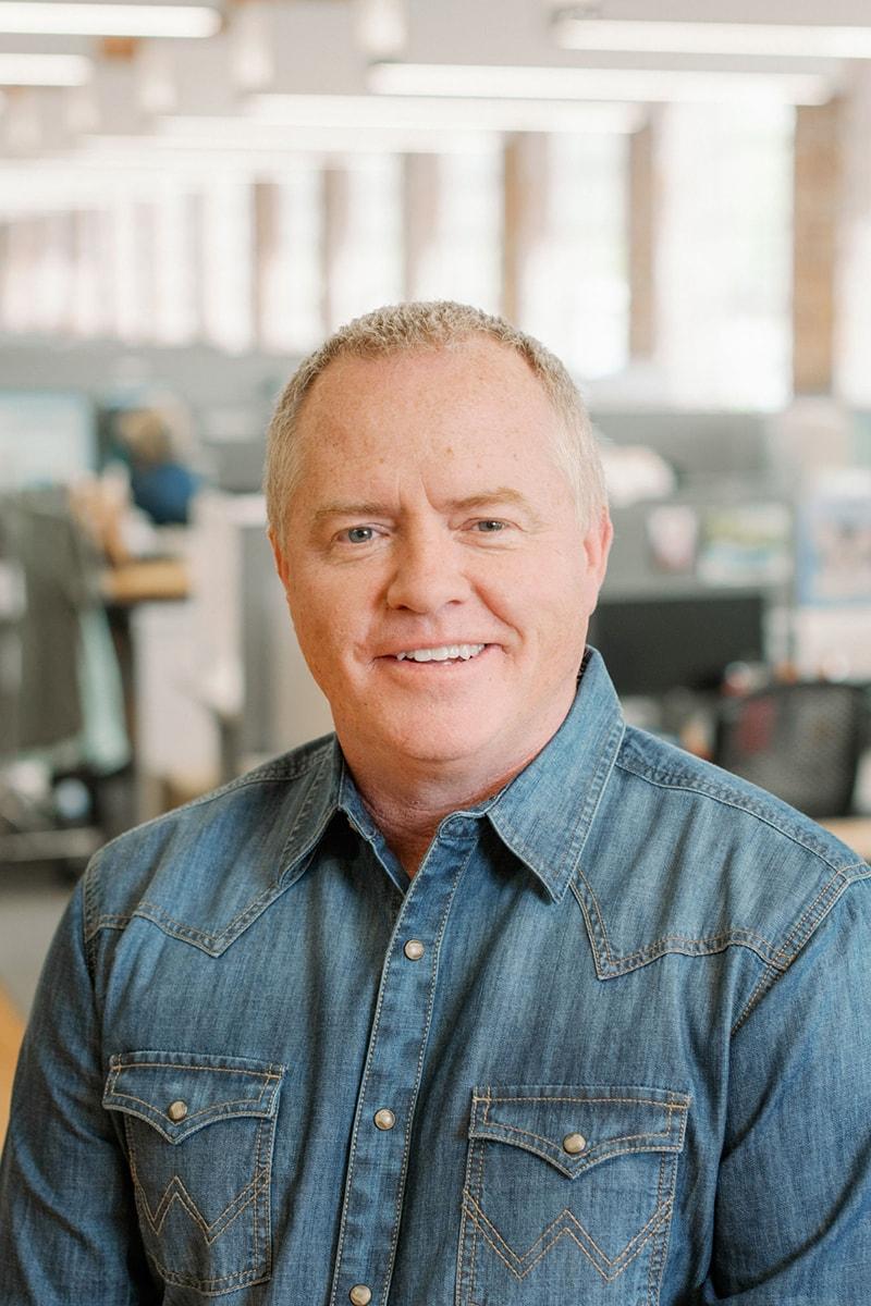 Scott Baxter from Power 100 2020